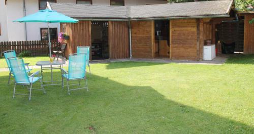 Garten Haus Ro-Se Sommer